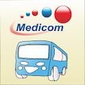 園區巡迴巴士 logo