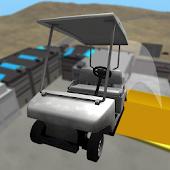 Golf Cart: Driving Simulator