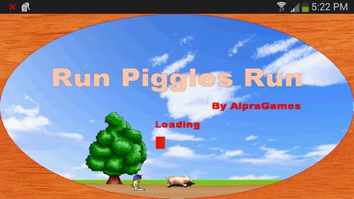 Run Piggles Run