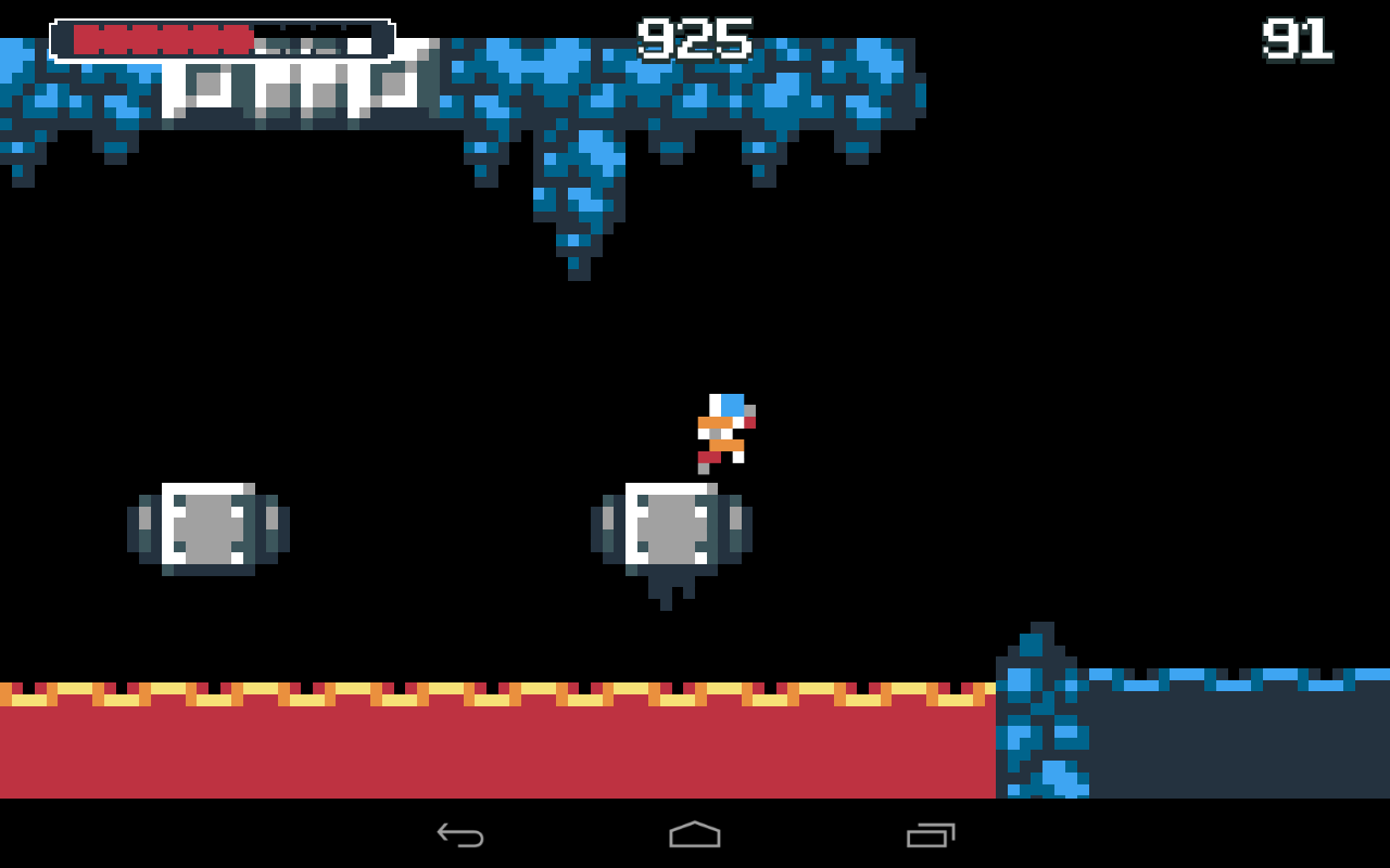 Astro Runner - screenshot
