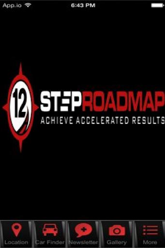 12 Step Road Map