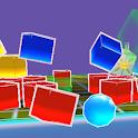 3D Cube World icon