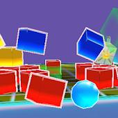 3D Cube World