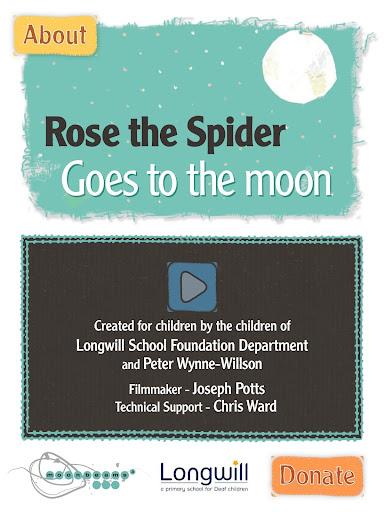 Rose The Spider