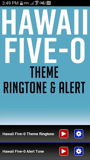 Hawaii Five-0 Theme Ringtone