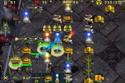 Army Defense Free- screenshot