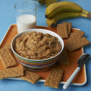 Peanut Butter & Banana Dippin'.