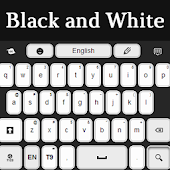 Keyboard Black and White