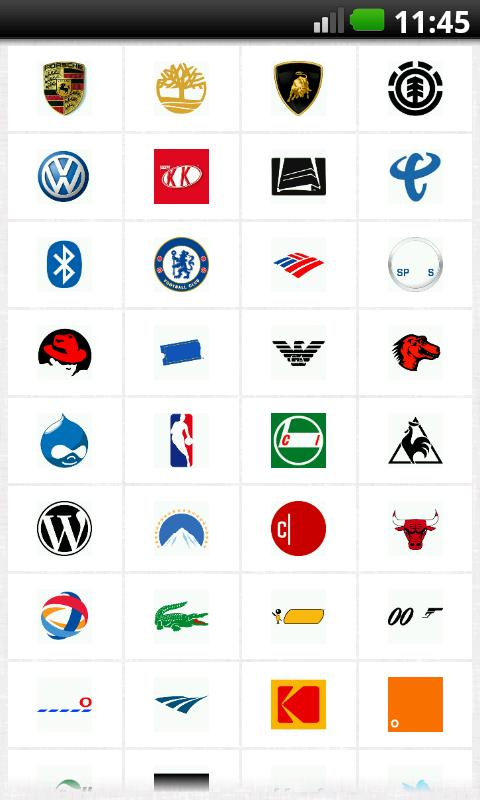the gallery for gt web and tech logo quiz 2 level 1