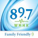 89.7 WMHK logo
