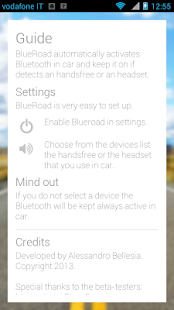 Bluetooth and SMS in Car Trial - screenshot thumbnail