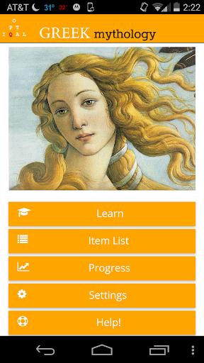 Learn Greek Mythology Who Am I