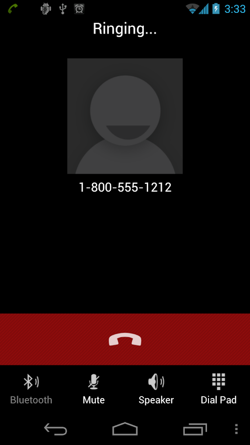 GrooVe IP - Free Calls - screenshot