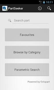 PartSeeker - screenshot thumbnail