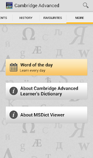 Cambridge ADVANCED Learner's - screenshot thumbnail
