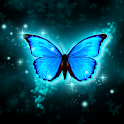 Sparkling Butterfly icon