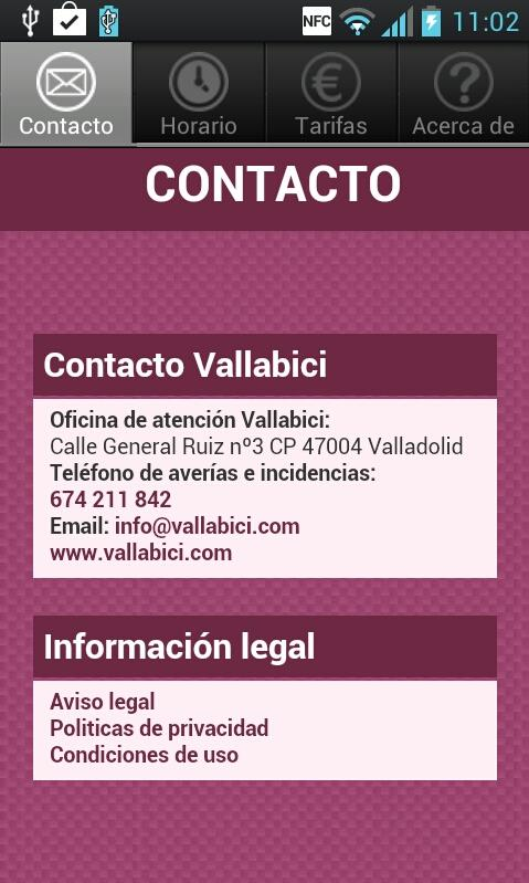 Vallabici - screenshot