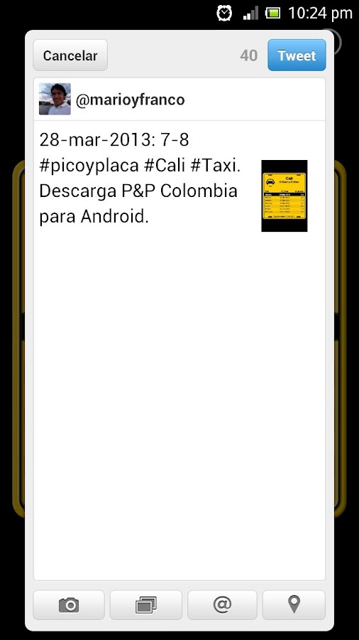 P&P Colombia- screenshot