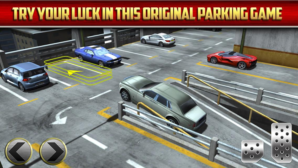 Multi Level  Car Parking Simulator Game