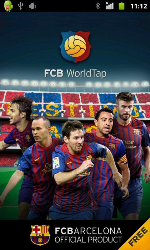 FC Barcelona WorldTap Free - screenshot