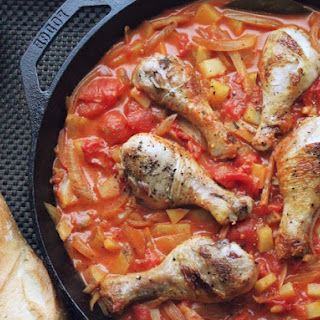 Easy One-Pot Chicken Bouillabaisse