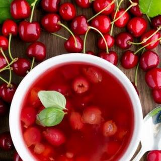 Cherry Summer Soup (Kissel)