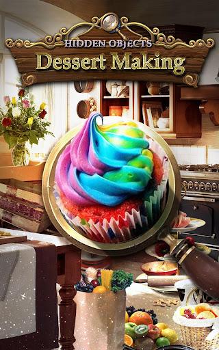 Hidden Objects: Dessert Making