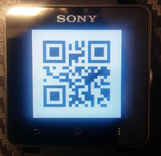 Qr Codes For Smartwatch 2 Android Apps On Google Play