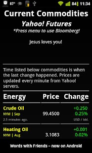 4Ever Current Commodities FREE