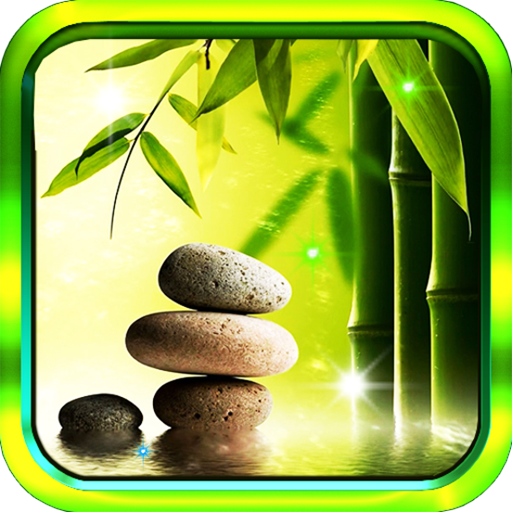 Green Relax HD live wallpaper 個人化 App LOGO-APP試玩