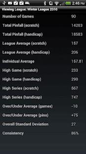 Bowling ScoreKeeper - screenshot thumbnail