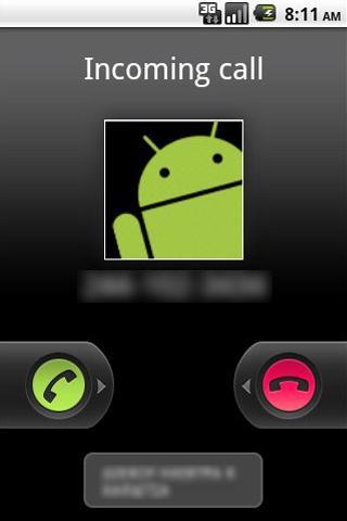 GR Caller ID - screenshot