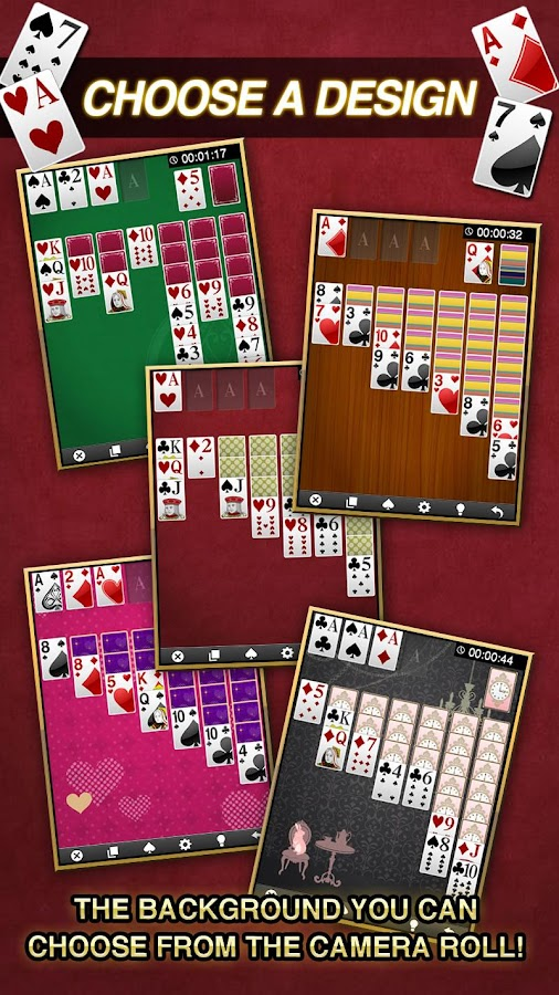Solitaire Victory - screenshot