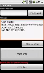 Come here- screenshot thumbnail
