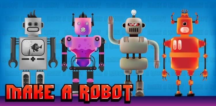 Faire un Robot – Jeu Robot