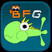 Zarodnik BFG (Eyes-free game)