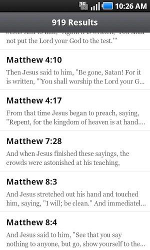 4 ESV Bible App screenshot
