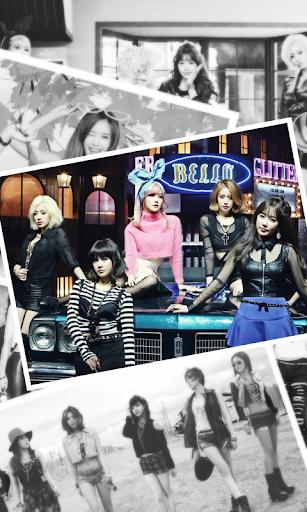 T-ara Live wallpaper