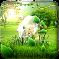 Forest GO LuancherEX Theme v2.0