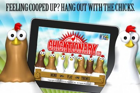 Chicktionary - screenshot thumbnail