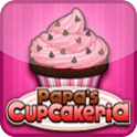 My Papa's Cup Cakeria icon