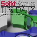 SolidWorks Tips Daily logo