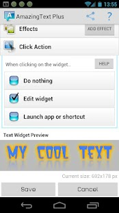AmazingText Plus - Text Widget - screenshot thumbnail