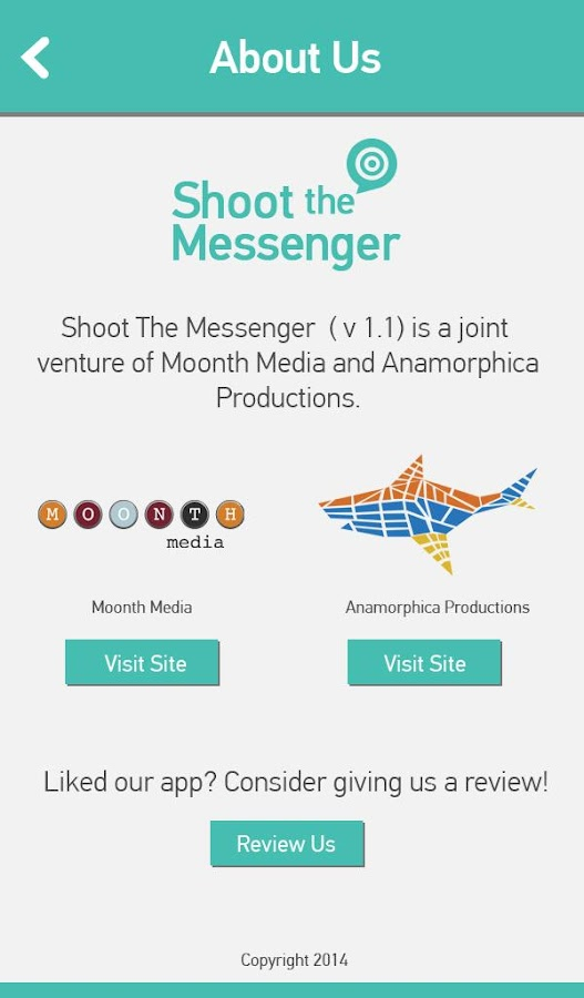 Shoot The Messenger- screenshot