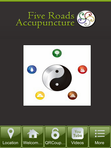 【免費健康App】Five Roads Acupuncture-APP點子