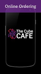 The Cube Cafe Online Ordering- screenshot thumbnail