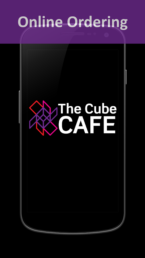 The Cube Cafe Online Ordering- screenshot