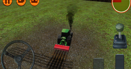 3D拖拉机模拟器农场游戏 farm game|玩模擬App免費|玩APPs