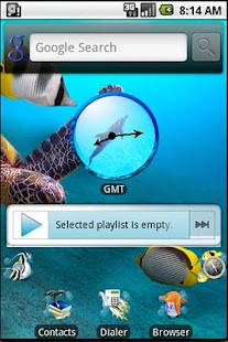 Sea: aHome Theme - screenshot thumbnail