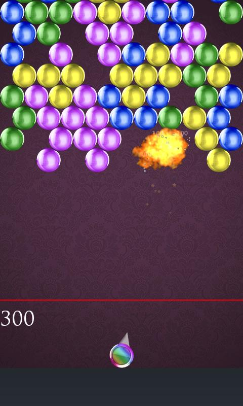 Bubble Shoot Royal Deluxe - screenshot